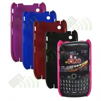 Carcasa trasera Blackberry 8520/9300 Rosa Fucsia